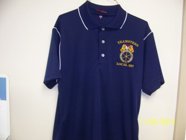 Teamsters Local 597 | Merchandise For Sale